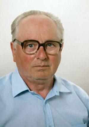 Portrait von Johann Widhalm