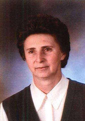 Portrait von Annemarie Drucker geb. Hofmann