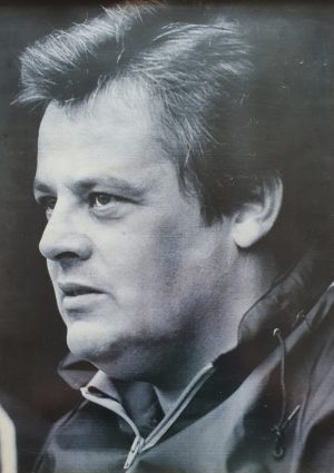 Portrait von Emmerich Wallner