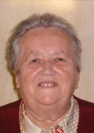 Portrait von Theresia Artner geb. Schuh