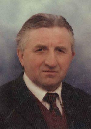Portrait von Friedrich Altrichter