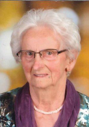 Portrait von Johanna Fichtenbauer geb. Graf