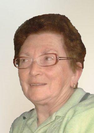 Portrait von Elfriede Weinstabl geb. Pichler