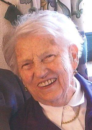 Portrait von Rosa Payr geb. Teitl