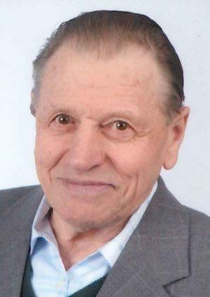 Portrait von Franz Bauer