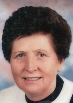 Portrait von Hedwig Sacchetti geb. Fichtenbauer