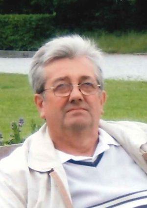 Portrait von Ludwig Böhm