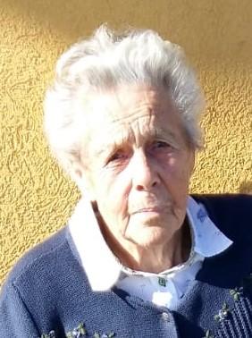Portrait von Pauline Glanz geb. Pannagel