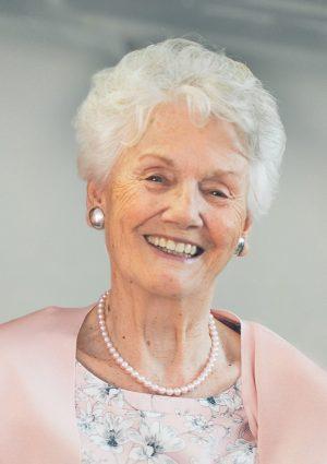 Portrait von Hilda Pruckner geb. Erhart